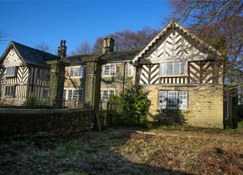 Thumbnail 6 bed detached house for sale in Hopton Hall Lane, Mirfield