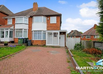 Thumbnail 3 bed semi-detached house for sale in Pitcairn Road, Bearwood
