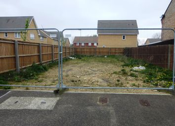 Thumbnail Land for sale in Williams Way, Manea, March