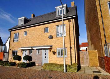 Laurens Van Der Post Way, Ashford TN23. 4 bed semi-detached house