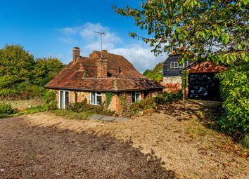 Thumbnail 3 bed detached house for sale in Hurtmore Road, Hurtmore, Godalming, Surrey