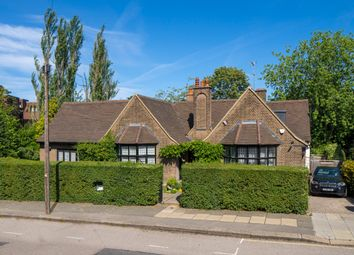4 bed detached house for sale in Wellgarth Road, Hampstead Garden Suburb, London NW11