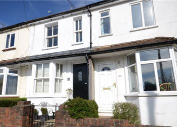 Thumbnail 2 Bed Terraced House For Sale In Adams Park Road Farnham Surrey