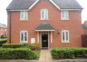 Thumbnail 3 bed link-detached house for sale in 106 Lingwell Park, Widnes, Cheshire
