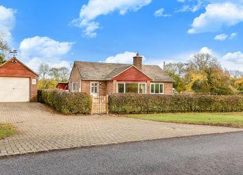 Thumbnail 3 bedroom detached bungalow to rent in Lambourn Woodlands, Berkshire