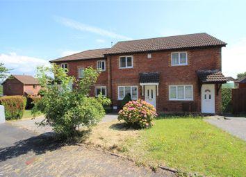 Thumbnail 2 bed terraced house for sale in Oak Tree Court, Brackla, Bridgend