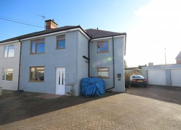 Thumbnail 4 bed semi-detached house for sale in Butts Corner, North Petherton, Bridgwater