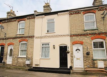 Thumbnail 2 bedroom terraced house for sale in Stanley Road, Newmarket