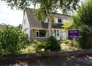 Thumbnail 4 bed semi-detached house for sale in Wiltons, Wrington