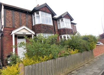 Thumbnail 3 bed semi-detached house for sale in Remillo Avenue, Grimsby