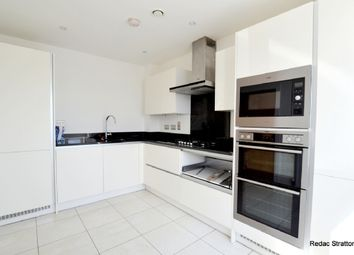 Thumbnail 3 bed terraced house to rent in Henry Darlot Drive, Mill Hill East, London