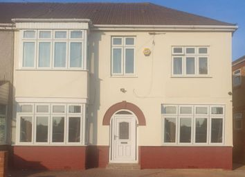 Thumbnail 6 bed end terrace house for sale in Derley Road, Southall