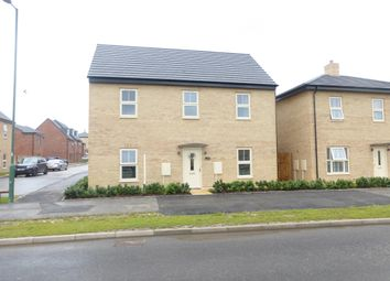 Thumbnail 4 bed detached house for sale in Kesteven Way, Kingswood, Hull