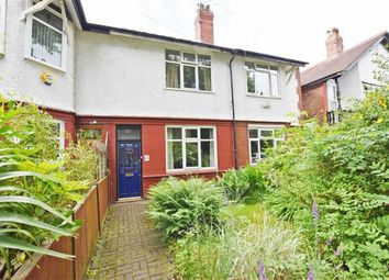 Thumbnail 3 bed terraced house for sale in Atwood Road, Didsbury, Manchester