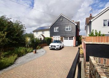 Thumbnail 4 bed semi-detached house for sale in Whitby, Chase Road West, Great Bromley, Colchester