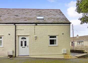 Thumbnail 2 bed end terrace house for sale in Bull Bay Road, Amlwch