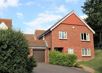 Thumbnail 2 bed link-detached house for sale in Oaklands, Covert Road, Reydon, Southwold