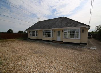 Thumbnail 4 bed detached bungalow for sale in Honiton Road, Cullompton