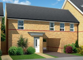 "Thumbnail 1 bed flat for sale in ""Aylsham"" at Warkton Lane, Barton Seagrave, Kettering"