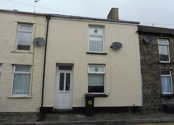 Thumbnail 2 bed terraced house for sale in Garth Street, Merthyr Tydfil