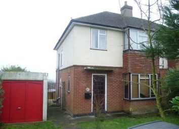 Thumbnail 3 bed shared accommodation to rent in Glen Iris Avenue, Canterbury, Kent