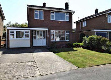 Thumbnail 4 bed detached house for sale in Lancaster Drive, Long Sutton, Spalding