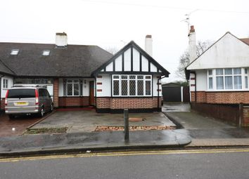 Thumbnail 2 bed semi-detached bungalow to rent in Danescroft Drive, Leigh-On-Sea