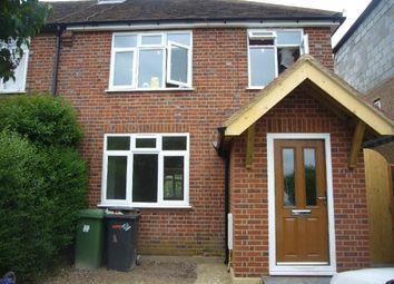 Thumbnail 3 bed property to rent in Pegmire Lane, Aldenham, Watford