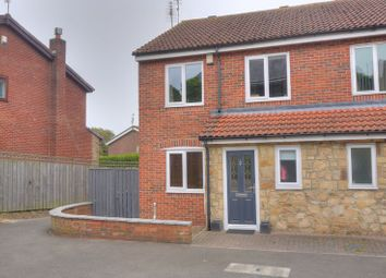 3 bed semi-detached house for sale in Perrystone Mews, Bedlington NE22