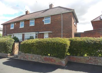 Thumbnail 3 bed semi-detached house for sale in Holmwood Avenue, Middlesbrough
