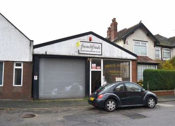 Thumbnail Commercial property for sale in Strangman Street, Leek, Staffordshire