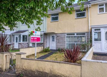 Thumbnail 3 bed terraced house for sale in Churchill Walk, Saltash