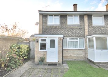 Thumbnail 3 bedroom terraced house for sale in Robin Way, Chelmsford, Essex