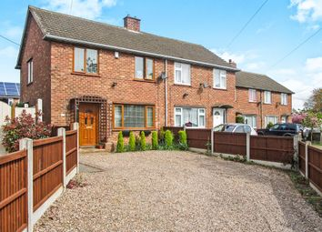 Thumbnail 3 bedroom semi-detached house for sale in Station Avenue, Ranskill, Retford