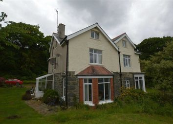 Thumbnail 7 bed detached house for sale in Bron Fegla, Arthog, Gwynedd