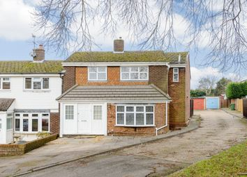 Thumbnail 4 bedroom end terrace house for sale in Small Acre, Hemel Hempstead, Hertfordshire