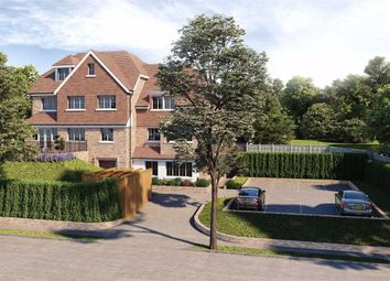 Thumbnail 2 bed flat for sale in Hill Road, West Purley, Surrey