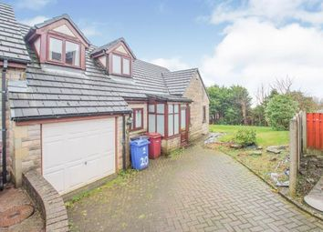 Thumbnail 4 bed bungalow for sale in Marsden Court, Burnley, Lancashire