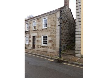 Thumbnail 2 bed end terrace house for sale in Cross Street, Helston