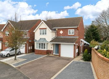 Admirals Way, Eaton Socon, St. Neots PE19. 4 bed detached house for sale