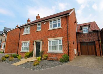 Thumbnail 4 bed detached house for sale in Farmers Way, Horndean, Waterlooville