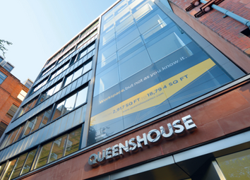 Thumbnail Office to let in Queens House, Queens Street, Manchester