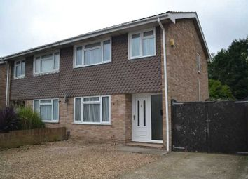 Thumbnail 3 bed terraced house to rent in Kenson Gardens, Southampton