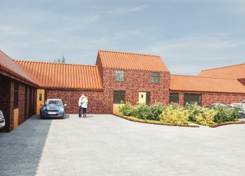 Thumbnail 2 bed barn conversion for sale in Barn Grove, Mattersey Thorpe, Doncaster