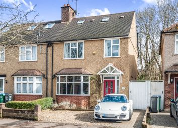 Thumbnail 4 bedroom semi-detached house for sale in Gade Avenue, Watford