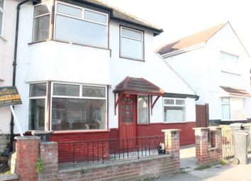 Thumbnail 4 bed terraced house to rent in Lion Road, Edmonton