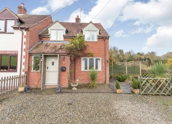 Thumbnail 3 bedroom end terrace house for sale in Corner Cottage, Oreton, Kidderminster