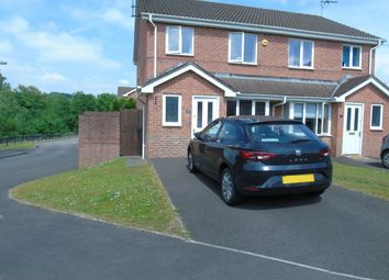 Thumbnail 3 bed property to rent in Authors Place, Llanharan, Pontyclun