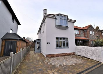 Thumbnail 4 bed detached house for sale in Station Road, West Runton, Cromer