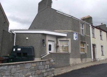 Thumbnail 2 bed end terrace house for sale in Trefor, Caernarfon, Gwynedd
